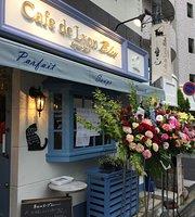 Cafe de Lyon Blue