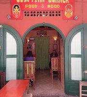 Egyptian corner