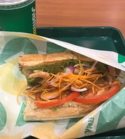 Subway Lalaport Ebina