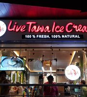 Live Tawa IceCream