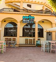 Papillon Ibiza, Street Food Bar