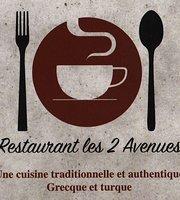 Restaurant Les 2 Avenues