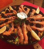 LA PAELLA ristorantino spagnolo