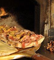 O' Presidente pizza panuozzo e pasta