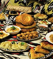 Man Tu Tajikistan Cuisine