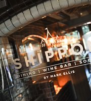 Shippon by Mark Ellis