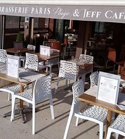 Brasserie Paris Plage & Jeff Cafe