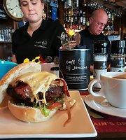 Cafe terras bij Jansens
