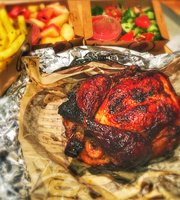 Clucker's Wood Roasted Chicken
