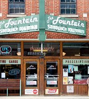 Ransone's Drug the Fountain Sandwich Grill