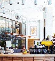 Surf Coffee x' Whatslove