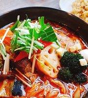 Soup Curry Garaku, Tomamu no Mori