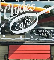 Clyde's Cozy Corner Cafe
