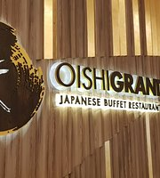 Oishi Japanese Buffet