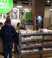 Street Market Food & Buffet