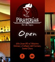 Piraterías - Bar de Tapas