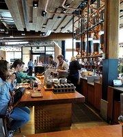 Starbucks Roasting Plant