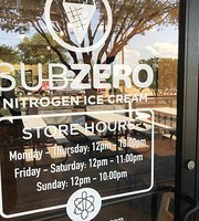 SubZero Nitrogen Ice Cream