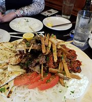 Andros Greek Grill & Pan Pizza