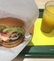 Mos Burger Kanazawa Hakkei
