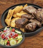 Olive Kebab