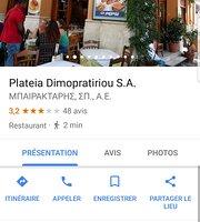 Plateia Dimopratiriou