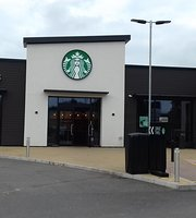 Starbucks Huntingdon - Brampton Hut DT