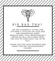 Big Bad Thai Bistro & Bar