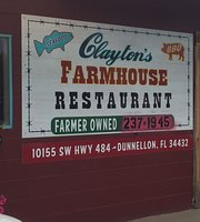 Clayton's Farmhouse Restaurant