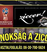 Ziccer - TrollFoci Sport Pub