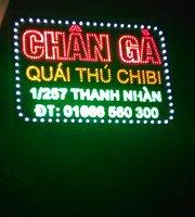 Chan Ga Quai Thu Chibi Bokeh