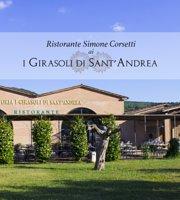 Simone Corsetti - Ristorante I Girasoli di Sant' Andrea