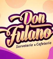 Don Fulano Sorvetes & Cafés