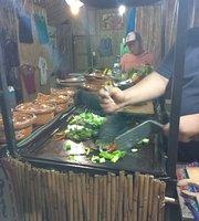 Burritos street Tulum
