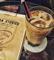 Seniman Stories Coffee & Eat