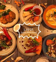 Lana Castlebar Asian Street Food