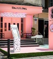 Dazzling cafe