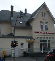 KHB-Cafe im Bahnhof von Bad Laasphe.