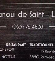 L'epanoui de Saint-Leger
