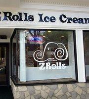 ZRolls Ice Cream