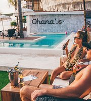 Ohana's - Restaurant, bar & beach lounge