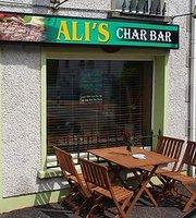 Ali's Char Bar