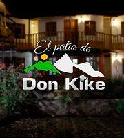 El Patio De DonKike Restobar