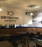 Bury Fish and Chip Shop