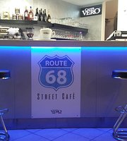 Route 68 street cafe