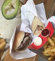 Sandwich grill bar BOTAN