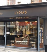 Lydia Wood-Power Studio, Shop & Cafe