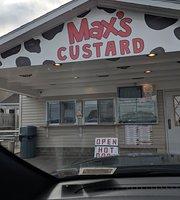 Max's Custard