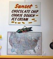Sunset Ice Cream Parlor