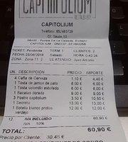Restaurante Capitolium